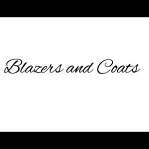 Jackets & Blazers - Blazers and Coats Section